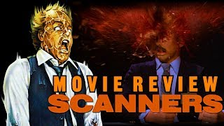 David Cronenberg's SCANNERS (1981) movie review