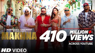 "Presenting the full video song of Yo Yo Honey Singh comeback video MAKHNA.  A Prestige Diamond and Jewel exhibition in India which the world comes to see gets hit by a twist featuring Yo Yo Honey Singh, Nidhi Sunil, Singhsta along with Pinaki, Sean, Allistair (TDO).  ♫ STREAMING ON ♫ ♪ iTunes : http://bit.ly/Makhna-iTunes ♪ Hungama : http://bit.ly/Makhna-Hungama ♪ Saavn : http://bit.ly/Makhna-Saavn ♪ Gaana : http://bit.ly/Makhna-Gaana ♪ Apple Music : http://bit.ly/Makhna-Apple-Music ♪ Amazon Prime Music : http://bit.ly/Makhna-Amazon-Prime-Music ♪ Google Play : http://bit.ly/Makhna-Google-Play ♪ Wynk : http://bit.ly/Makhna-Wynk --------------------------------------------------------------------------------------------------  ♪ Produced By: Bhushan Kumar  ♪ Co Produced By: Bobby Suri, YoYo Honey Singh ♪ Directed By: Daniel Duran  ♪ Creative Director: Mihir Gulati  ♫ Song Details ♫ ♪ Music: Yo Yo Honey Singh  ♪ Singer: Yo Yo Honey Singh, Neha Kakkar, Singhsta, Pinaki, Sean, Allistair  ♪ Music Produced By: Yo Yo Honey Singh ♪ Lyrics: Yo Yo Honey Singh, Singhsta, Hommie Dilliwala  ♪ Audio Mix: Luis Barrera Jr ♪ Audio Master: Redtraxx Mastering  ♫ Starring: Yo Yo Honey Singh, Nidhi Sunil, Singhsta, Pinaki, Sean, Allistair ♪ Edited By: Mihir Gulati & Hitesh Chandwani (Frogalised Productions) ♪ Post Team: Rishabh Dang (Assistant Editor), Rahul Beniwal, (Gfx) Amog ♪ Styling: Ruby Bhatia, Arjun Rao, Neesha Sharma ♪ Digital Pubilicity: RDM Media  ♪ Executive Producer: Subodh Gupta  ♪ Executive Producer: Daniela Sanchez ♪ Music Label: T-Series Listen to ""Honey Singh Songs"" - https://bit.ly/2T17Rx6 #YoYoHoneySinghSongs #Makhna ----------------------------------------------------------------------------------------------- Enjoy & stay connected with us! ► Subscribe to T-Series: http://bit.ly/TSeriesYouTube ► Like us on Facebook: https://www.facebook.com/tseriesmusic ► Follow us on Twitter: https://twitter.com/tseries ► Follow us on Instagram: http://bit.ly/InstagramTseries"