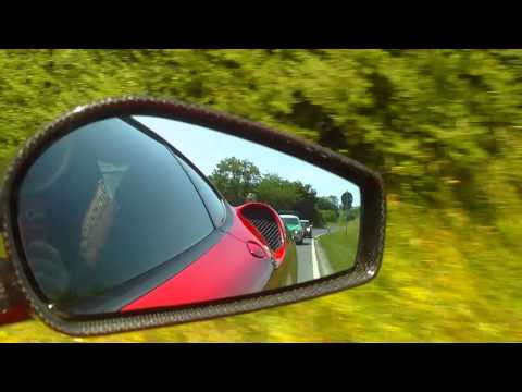 Ferrari Scuderia Fulda-Escorte