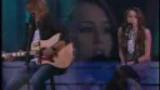 Billy Ray & Miley Cyrus - Ready, Set, Don't Go Live