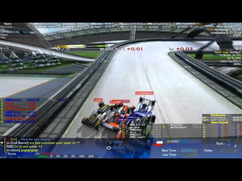 TMM 2013711 vs. ANE - group stage {Trackmania]