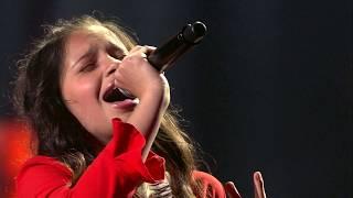 Katarina - 'New York' | Finale | The Voice Kids | VTM