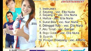 Live Record Nuria Nada Entertainment Best Compilation