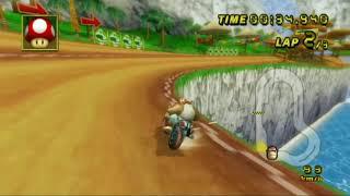 [MKWii WR] DS Yoshi Falls - 58.903