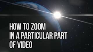 How to stretch a video using vsdc editor most popular videos how to zoom a particular part of your video with vsdc free video editor ccuart Images