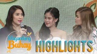 Magandang Buhay: Kisses, Say & Ara's friendship