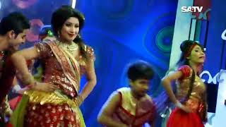 Satv Eid Dance Program.. HUMAIRA NOWSHIN ROTHY...... ACTOR MODEL