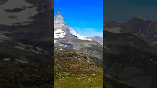 Швейцария вершина Маттерхорнд #shorts
