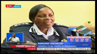 Seven Kenyans among 71 deported Somali citizens from the US