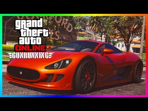 GTA ONLINE GUNRUNNING DLC - 8 NEW UNRELEASED VEHICLES/SUPER CARS CUSTOMIZATION, SPEED TESTS & MORE!