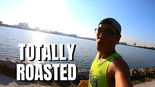 Hottest Running Route In Singapore // Pandan Reservoir Run