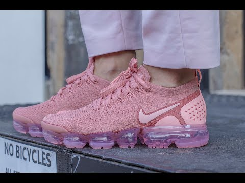 🔥 Sneakers Addict - Nike VaporMax Flyknit 2.0 - Part 1 - @Melleacd presents Female Sneaker Addict