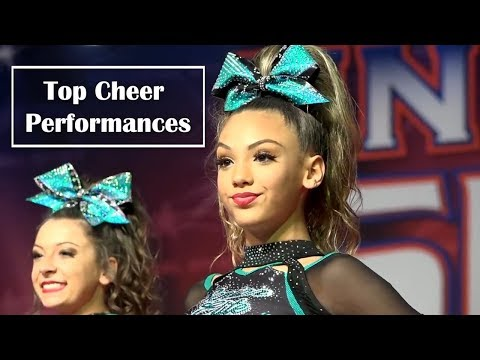 The Most Amazing Cheerleading Moments of 2019