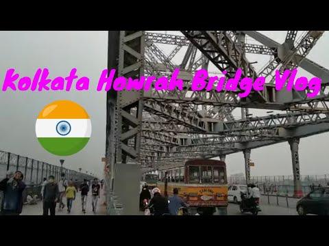 Kolkata Howrah Bridge Vlog | #uniquevideos | by unique videos