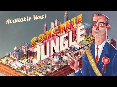 Concrete Jungle Launch Trailer thumbnail