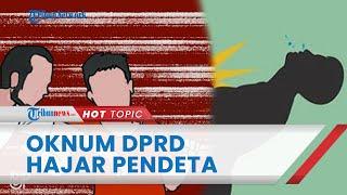 Oknum DPRD Sumba Tengah Aniaya Pendeta, Tak Terima Ditegur karena Hobi Mabuk hingga KDRT