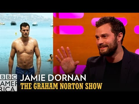 Jamie Dornan's Bond Moment Wasn't As Cool As It Looked - The Graham Norton Show