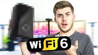 JE N'AI JAMAIS VU UNE TELLE BOX INTERNET (Wi-Fi 6)