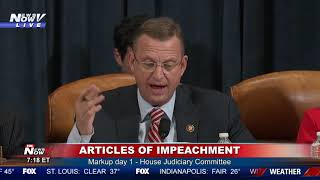 """""""3 YEAR VENDETTA"""" Collins says upcoming election prompted articles of impeachment"""