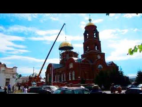 Храме матроны московской в уфе