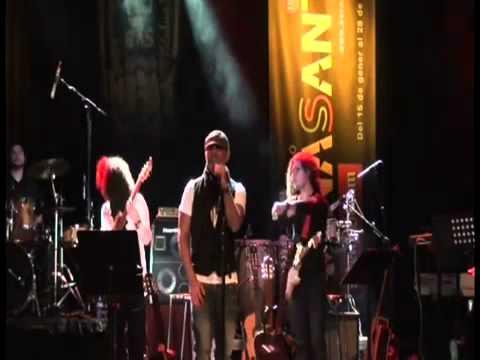 Julio Fowler_ TANTOS PALOS _  Live BarnaSants Festival, 2010