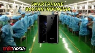 PASTI GA NYANGKA! Inilah Smartphone Buatan Indonesia