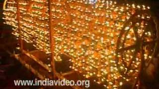 Pallivilakku ritual - Cheriyanad Subrahmania temple, Alappuzha