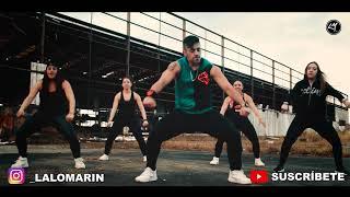 Mala Mia - Maluma Coreografía Zumba  Lalo Marin
