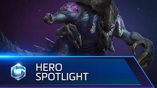 Dehaka Spotlight - Heroes of the Storm