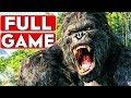 King Kong Gameplay Walkthrough Part 1 Full Game 1080p H
