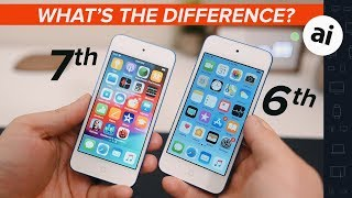 7th Gen IPod Touch VS 6th Gen IPod Touch
