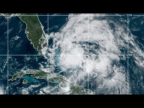 Florida avoids major damage from Tropical Storm Isaias track headed for