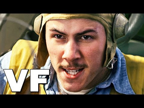 MIDWAY Bande Annonce VF # 2 (2019) Nick Jonas, Roland Emmerich