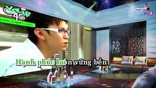 Giọt Lệ Tình (Trí Hải) - Karaoke Minhvu822    Beat Chuẩn 2018 🎤