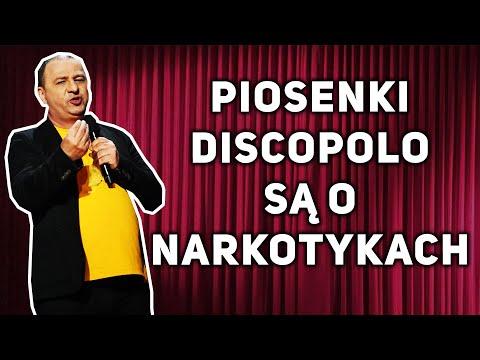 Grzegorz Halama - Piosenki disco polo są o narkotykach