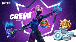 Fortnite Crew | Trailer ITA
