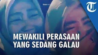Video Gadis Menangis di Konser Didi Kempot, Terungkap Alasannya: Ada Problema Asmara Jadi Kebawa
