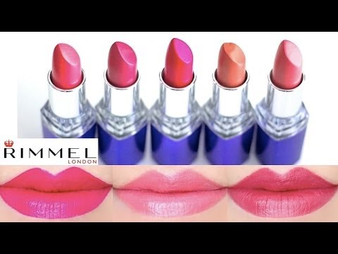 Moisture Renew Lipgloss by Rimmel #2