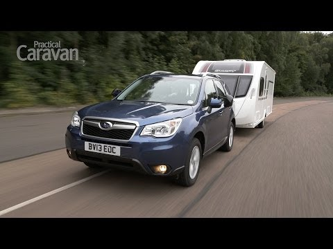Subaru Forester | Tow Test
