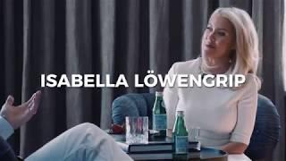 Consids VD Möter Isabella Löwengrip