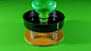 How to make a High Volume Speaker Using Plastic Trash    DIY TUTORIALS
