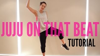 How To 'JUJU ON THAT BEAT' | Tutorial | Andrea Wilson