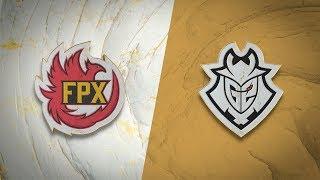 FPX vs G2 | Finals Game 3 | World Championship | FunPlus Phoenix vs G2 Esports (2019)