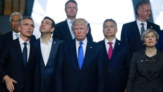 Trump scolds NATO allies for not paying their fair share