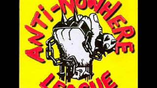 Anti-Nowhere League - Medication
