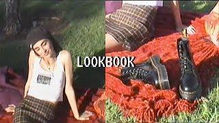 Spring Picnic Grunge Look Book | 2019