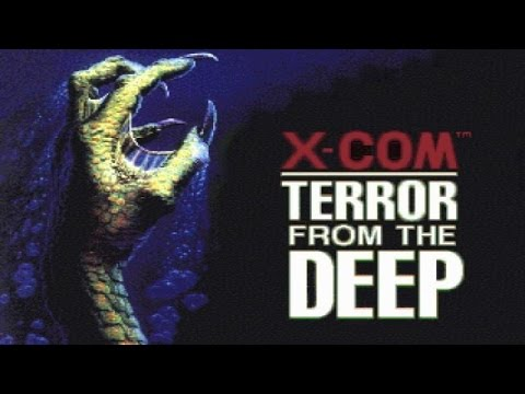 X-com : Terror from the Deep PC