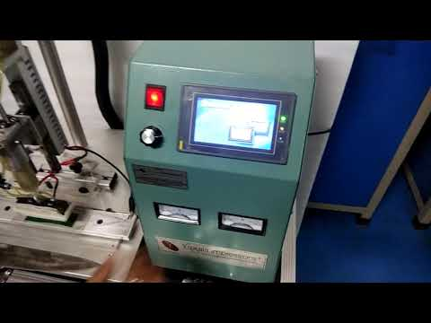 Semi Automatic Chemical Etching Machine