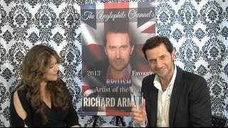 Ричард Армитэдж, Richard Armitage Interview Part Two: There and Back Again with Marlise Boland