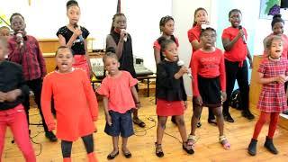 Source of Life Church - Children Choir praise